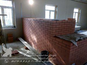 Строительство кухонного комплекса